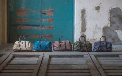 Rejseglæde! Lækker weekendtaske fra svenske Carlobolaget